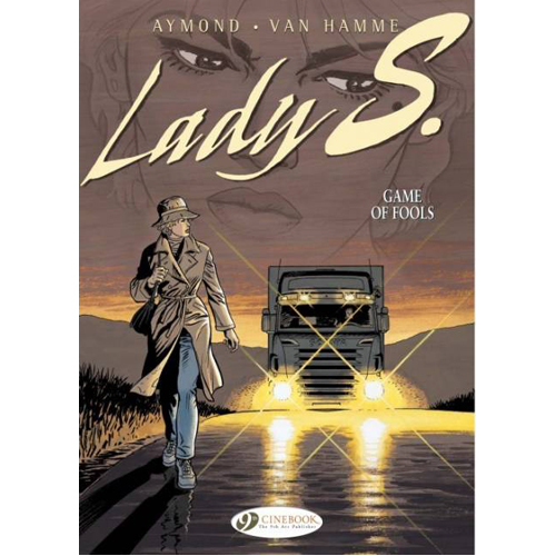 Lady S. Vol.3: Game of Fools (Paperback)