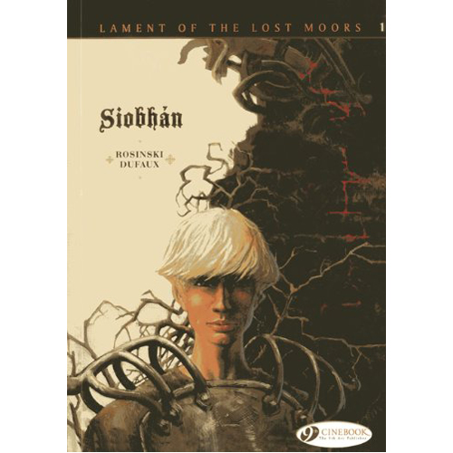 Lament of the Lost Moors Vol. 1: Siobhan (Paperback)