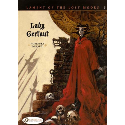 Lament of the Lost Moors Vol. 3 (Paperback)