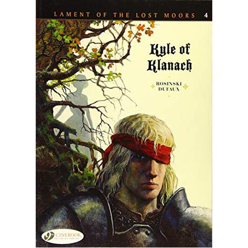 Lament of the Lost Moors Vol. 4: Kyle of Klanach (Paperback)