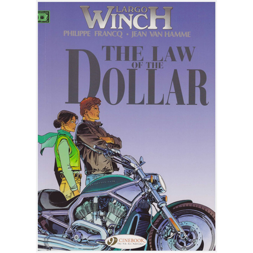 Largo Winch Vol.10: The Law of the Dollar (Paperback)
