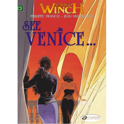 Largo Winch Vol.5: See Venice... (Paperback)