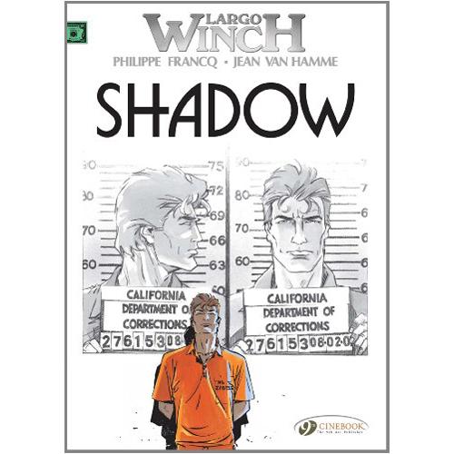 Largo Winch Vol.8: Shadow (Paperback)