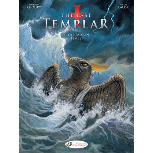 Last Templar Vol. 4, The: The Falcon Temple (Paperback)