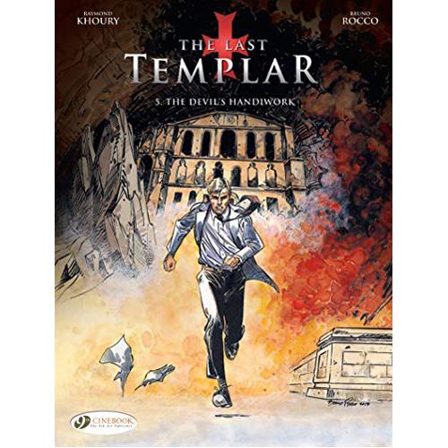 Last Templar Vol. 5, The (Paperback)