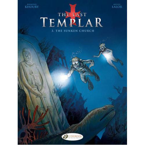 Last Templar Vol.3, The: The Sunken Church (Paperback)