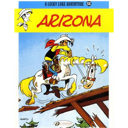 Lucky Luke Vol. 55: Arizona (Paperback)