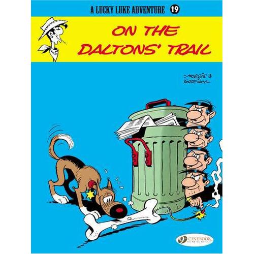 Lucky Luke Vol.19: On the Daltons' Trail (Paperback)