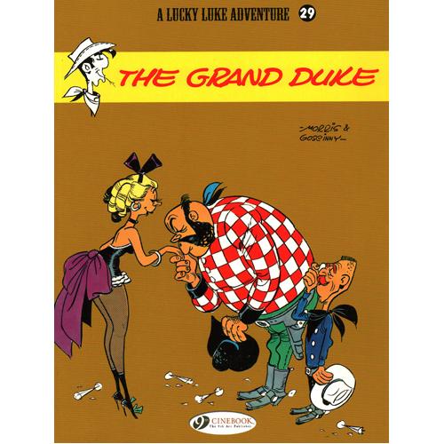 Lucky Luke Vol.29: The Grand Duke (Paperback)