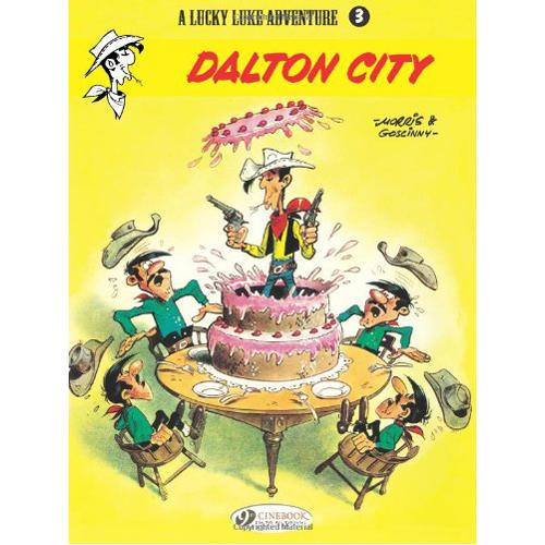 Lucky Luke Vol.3: Dalton City (Paperback)