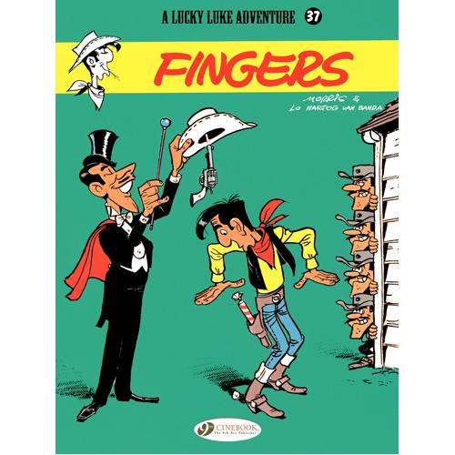 Lucky Luke Vol.37 Fingers (Paperback)