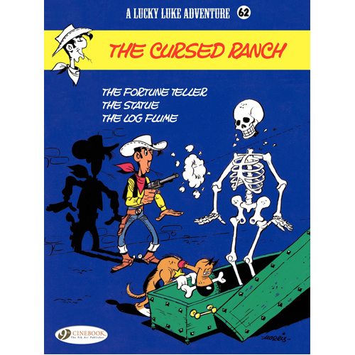Lucky Luke Vol.62: The Cursed Ranch (Paperback)