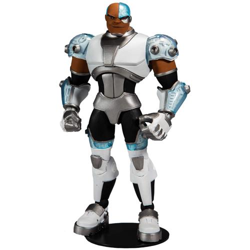 MacFarlane Toys: DC Cyborg Figure