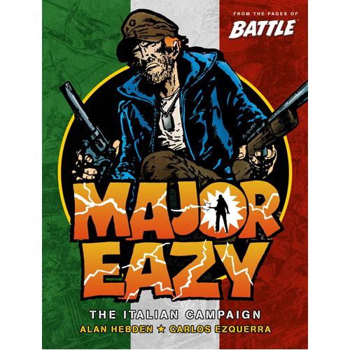 Major Eazy Vol. 1: The Italian Campaign