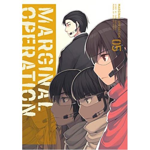 Marginal Operation: Volume 5 : Volume 5