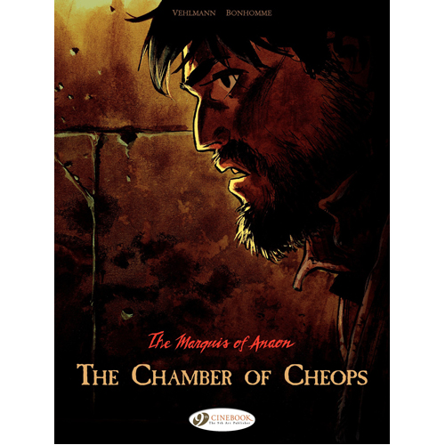 Marquis of Anaon Vol. 5: The Chamber of Cheops (Paperback)