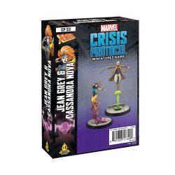 Marvel Crisis Protocol: Jean Gray and Cassandra Nova