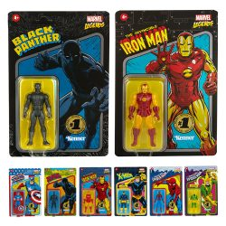 Marvel Legends 3.75 Retro Assorted (One Supplied)