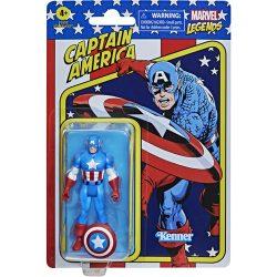 Marvel Legends 3.75 Retro: Captain America