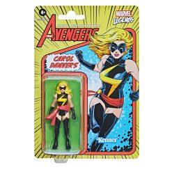 Marvel Legends 3.75 Retro: Carol Danvers