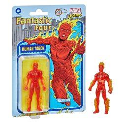 Marvel Legends 3.75 Retro: Human Torch