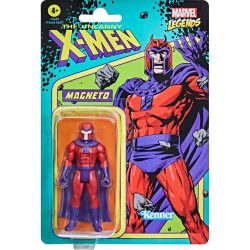 Marvel Legends 3.75 Retro: Magneto