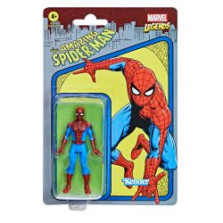 Marvel Legends 3.75 Retro: Spiderman