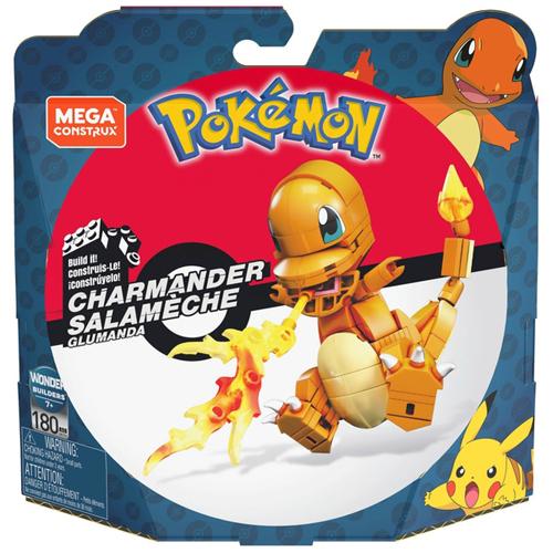 Mega Construx Pokemon Medium - Charmander
