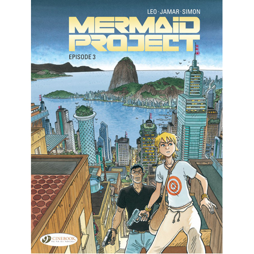 Mermaid Project Vol. 3: Episode 3 (Paperback)