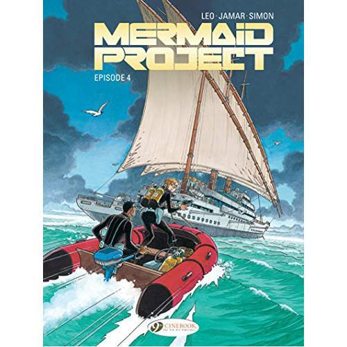 Mermaid Project Vol. 4: Episode 4 (Paperback)