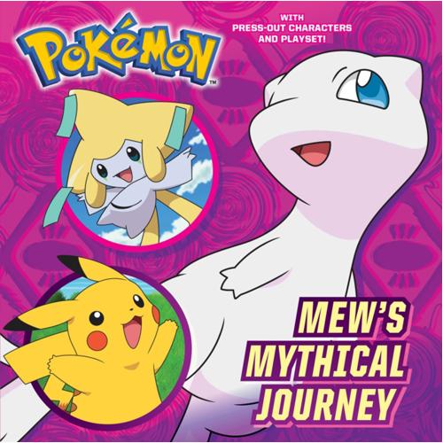 Mew's Mythical Journey (Pokemon)