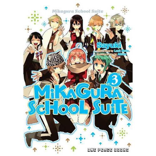 Mikagura School Suite Vol. 3: The Manga Companion (Paperback)
