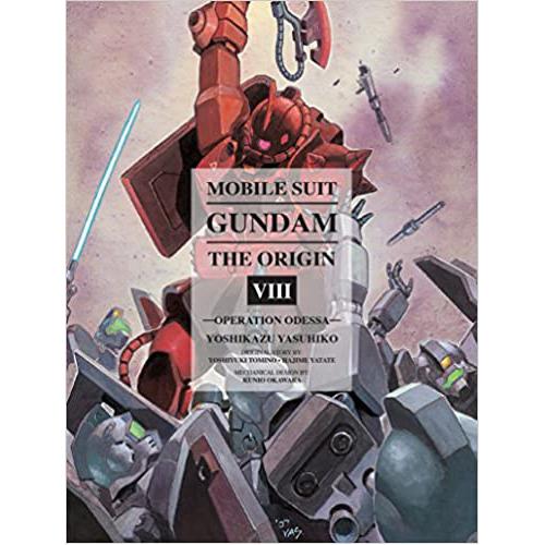 Mobile Suit Gundam: The Origin Volume 8 (Hardback)
