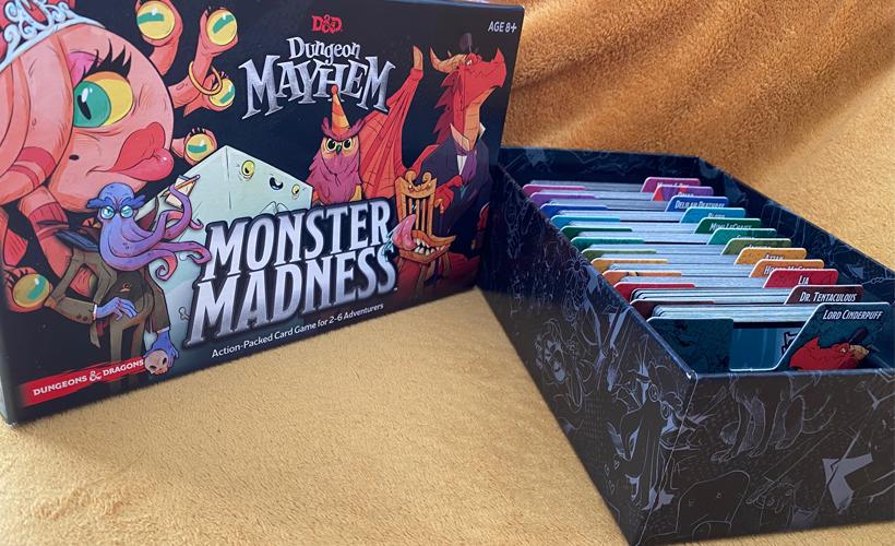 Monster Madness Box