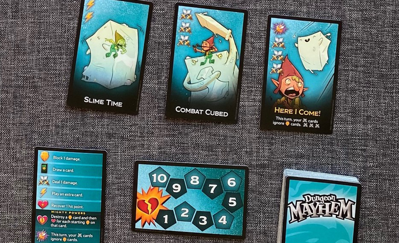 Monster Madness Cards