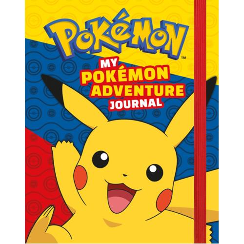 My Pokemon Adventure Journal