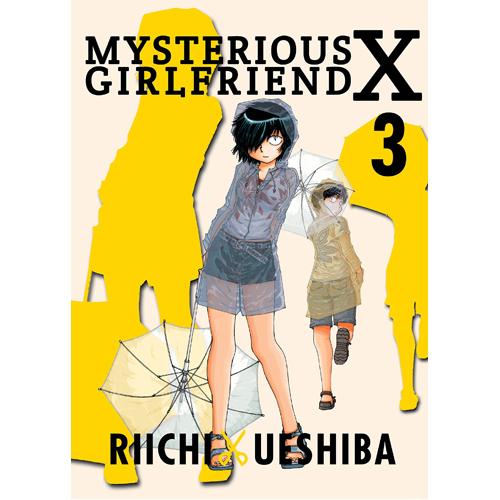 Mysterious Girlfriend X Volume 3 (Paperback)