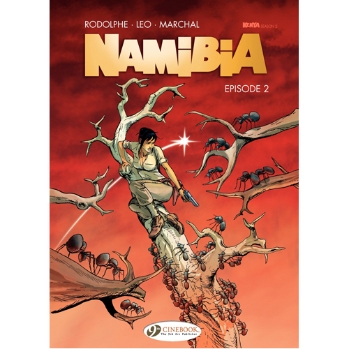 Namibia Vol. 2: Episode 2 (Paperback)
