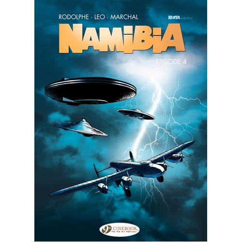 Namibia Vol. 4: Episode 4 (Paperback)