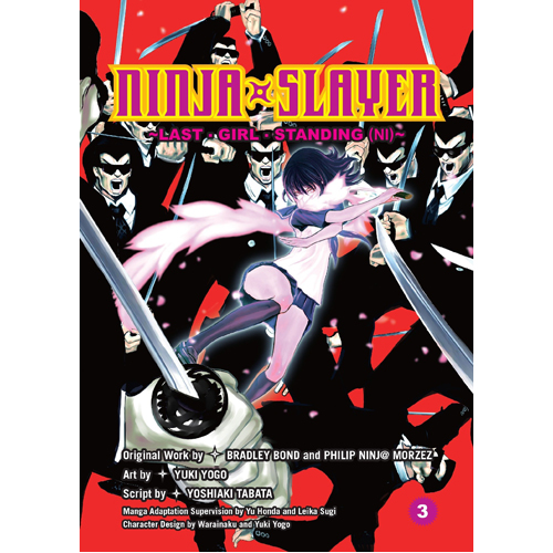 Ninja Slayer - Volume 3 (Paperback)
