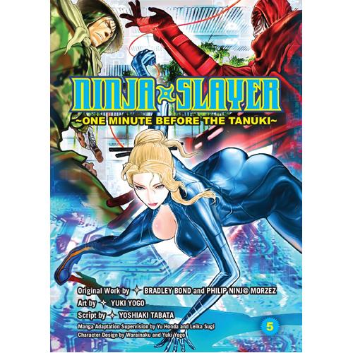 Ninja Slayer - Volume 5 (Paperback)