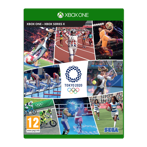 Olympic Games Tokyo 2020: The Official Video Game - Xbox One/Series X