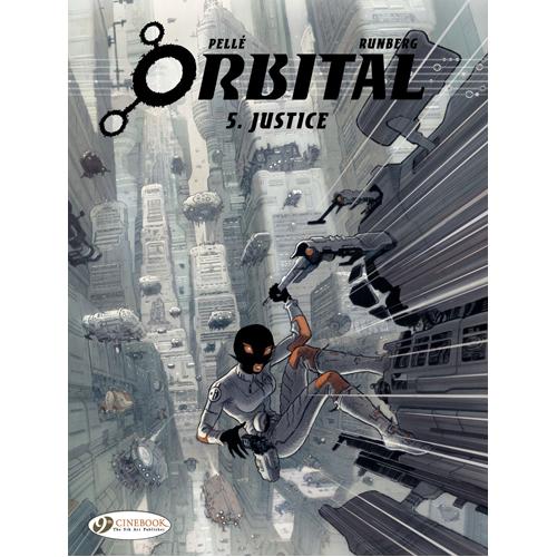 Orbital Vol. 5: Justice (Paperback)