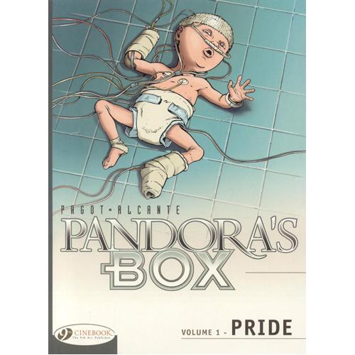 Pandora Box Vol.1: Pride (Paperback)
