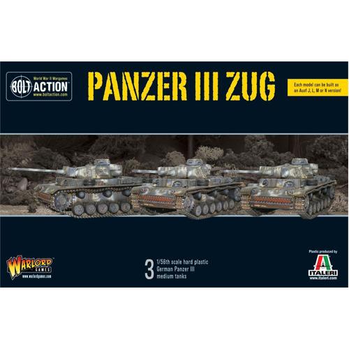 Panzer III Zug (3)