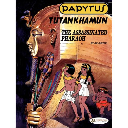 Papyrus Vol.3: Tutankhamun (Paperback)