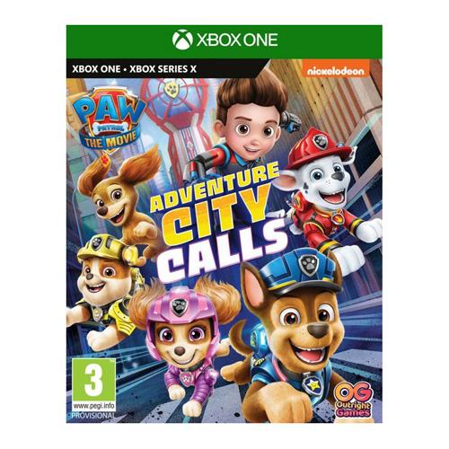 Paw Patrol: Adventure City Calls - Xbox One/Series X