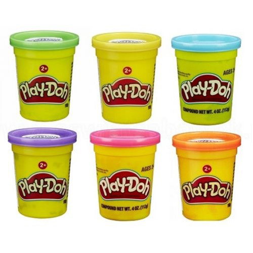 Play-Doh Single Can Assortment