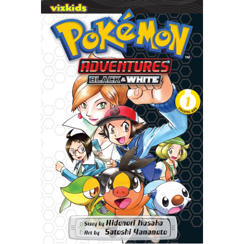 Pokemon Adventures: Black and White, Vol. 1
