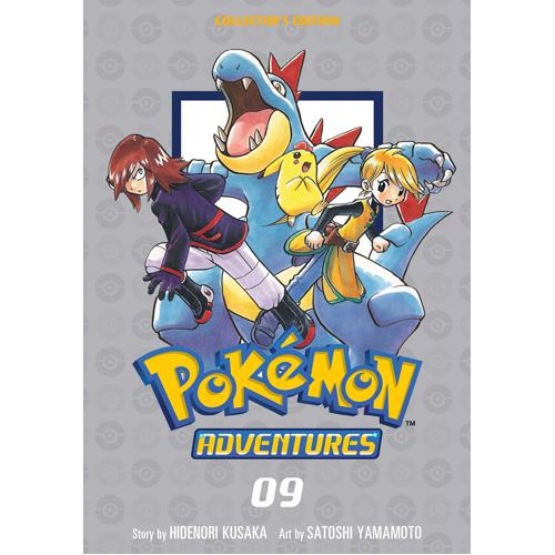 Pokemon Adventures Collector's Edition, Vol. 9